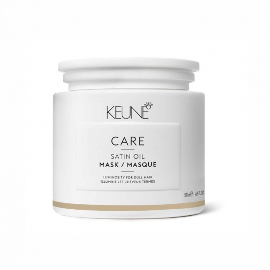 Máscara Keune Care Satin Oil 500ml c